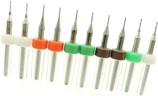 Slow Spiral TiAlN Finish 140 Degree YG-1 DH406 Carbide Dream Short Length Drill Bit Straight Shank Pack of 1 5.3mm Diameter x 66mm Length