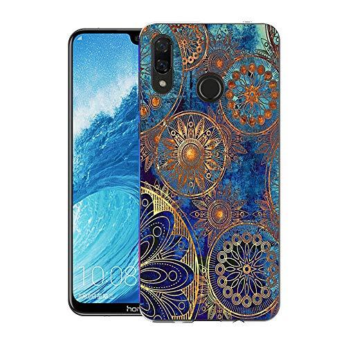 Huawei Honor 8X MAX Funda, FoneExpert® Carcasa Cover Case Funda de Gel TPU Silicona para Huawei Honor 8X MAX