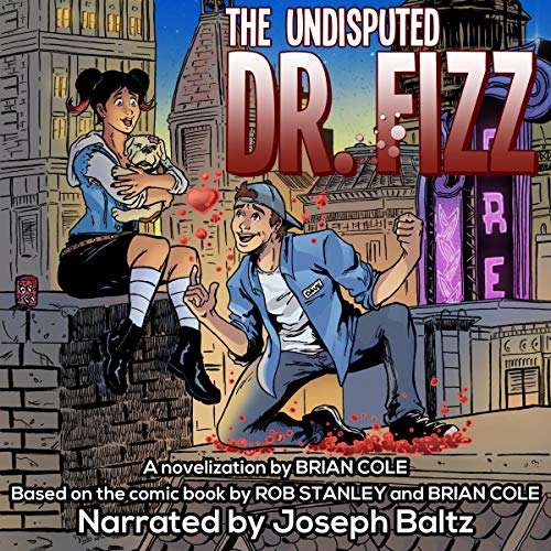 The Undisputed Dr. Fizz cover art