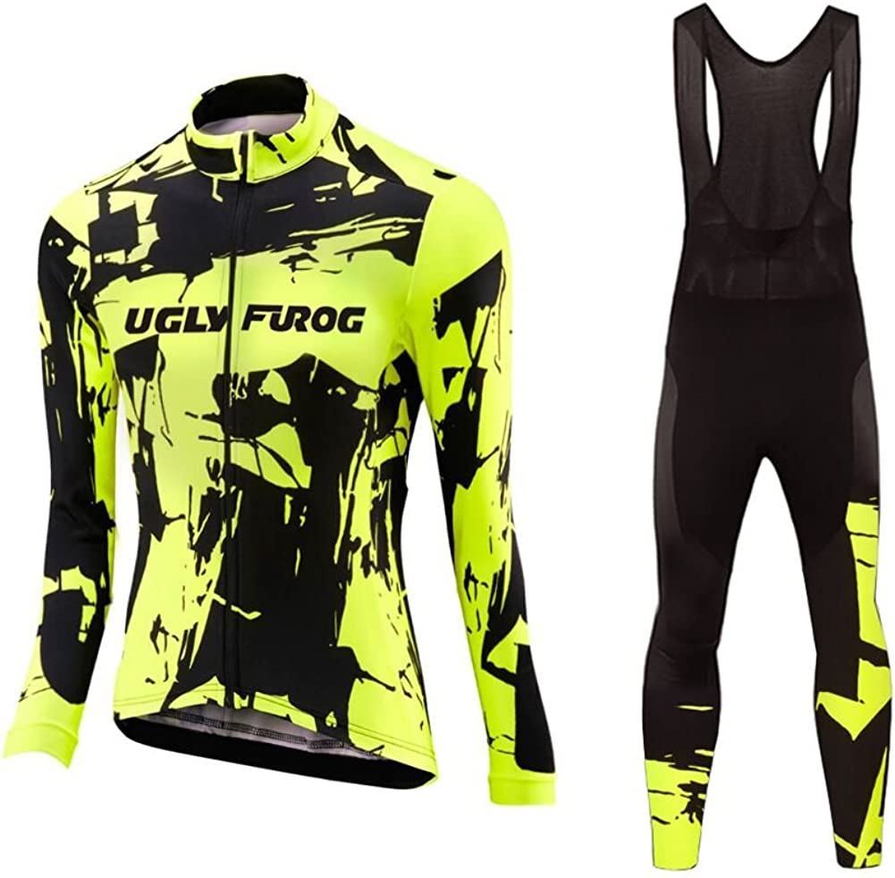Uglyfrog Women Winter Excellent Bike Wear wit Bombing new work Cycling Suits Jersey Thermal