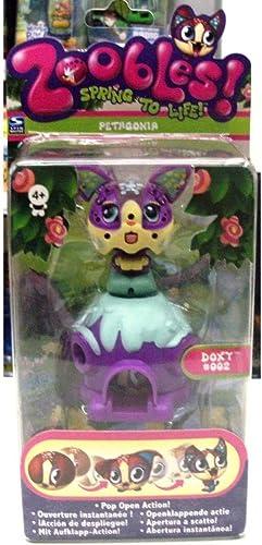 ventas en linea Zoobles Toy Petagonia Animal Mini Figure  002 Doxy Doxy Doxy  mejor opcion