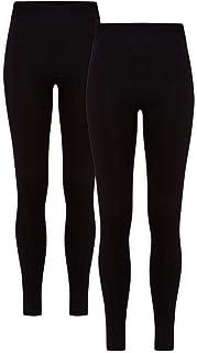 thermo leggings HEATEX Damen Thermo Leggings mit Fleece 1-3 Pack