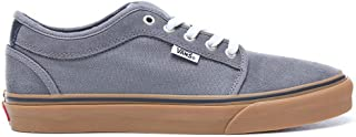 Vans Mens Chukka Low Pewter/White/Gum