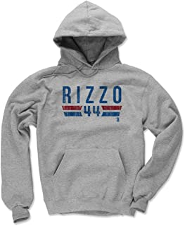 500 LEVEL Anthony Rizzo Chicago Baseball Hoodie - Anthony Rizzo Font