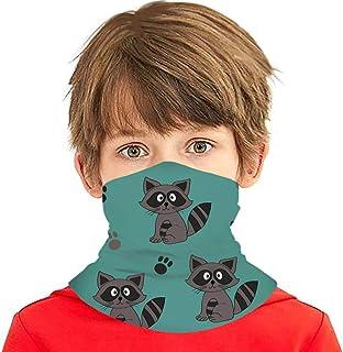 Verctor Lindo y Esponjoso Cubre la Boca, Bufanda, pañuelos, Polaina para el Cuello para niños