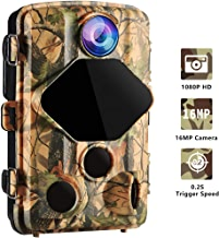 Trail Hunting Game Wansview Camera 16MP 1080P HD, with...