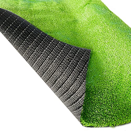 LVBAO Artificial Grass Turf 3FTX5FT (15 Square FT) Synthetic Grass Rug Mat Indoor Outdoor Balcony Garden Lawn Landscape Dog