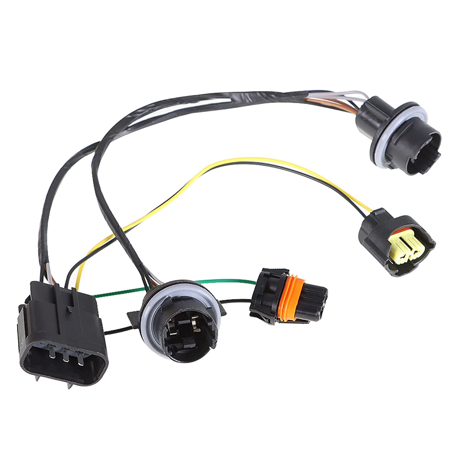 muparkt Super popular specialty store Headlight shopping Wiring Harness 2007-2013 for Chevr Replacement