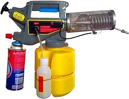 MJTCJY Mini máquina de nebulización de nebulizador térmico 2L, rociador de fumigación, for Mosquitos, polillas, Matanza de filies (Color : A): Amazon.es: Hogar