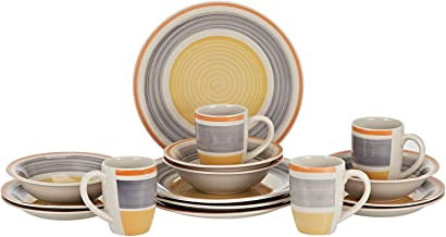 HARMONY Stoneware,Multi Color - Dinnerware Sets