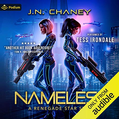 Nameless: A Renegade Star Story cover art