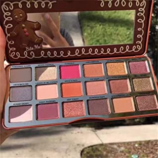 Profesional Eye Cosmetics Chocolate Natural Just White Peachy Collection Palette Black Book GINGERBREAD SPICE Eyeshadow Makeup Spice