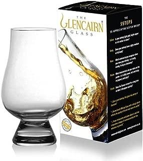 Glencairn Whisky Glass Nosing Tasting Whiskey 1 2 4 6 8 Made in Scotland
