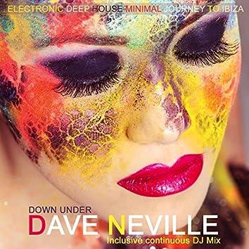 Down Under (Electronic Deep House Minimal Journey to Ibiza)
