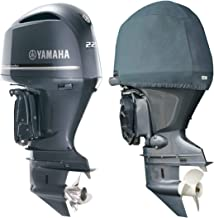 Oceansouth Custom Fit Storage Covers for Yamaha V6 4.2L Outboards F225, F250, F300