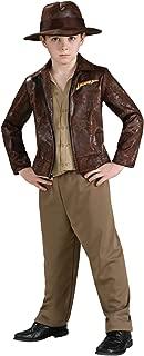 Deluxe Indiana Jones Kids Costume - Large