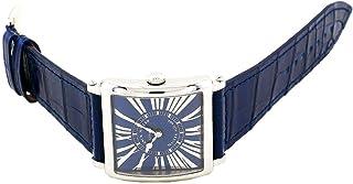 フランク・ミュラー FRANCK MULLER マスタースクエア ブルーコンセプト 6002 M B QZ REL R ブルー文字盤 腕時計 レディース (W211404) [並行輸入品]