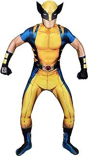 comprar comparacion Morphsuits - Disfraz Wolverine, Multicolor (delux digital), talla XL (176cm-185cm) , color/modelo surtido