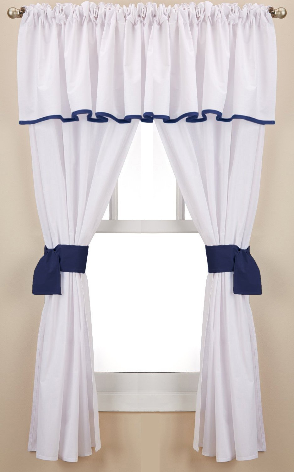 Baby Doll Bedding Miami Mall Forever Mine Junior Cur 5 Piece Los Angeles Mall Window Valance