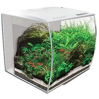 HG Fluval Flex Aquarium Wht 34L 9gal