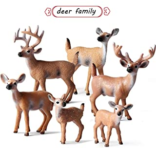 Best white plastic deer Reviews