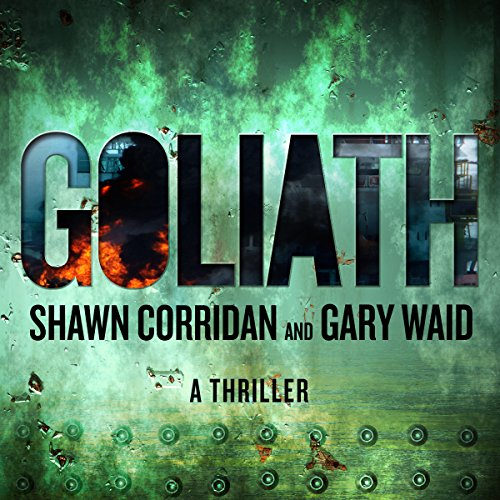 Goliath  By  cover art