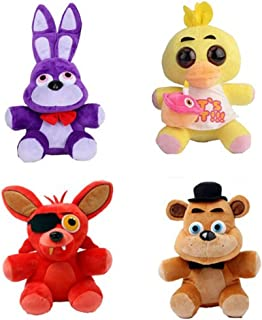 HeyFun 4pcs Plush 5