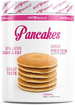 Protein Pances: mezcla baja en carbohidratos | mezcla de ...