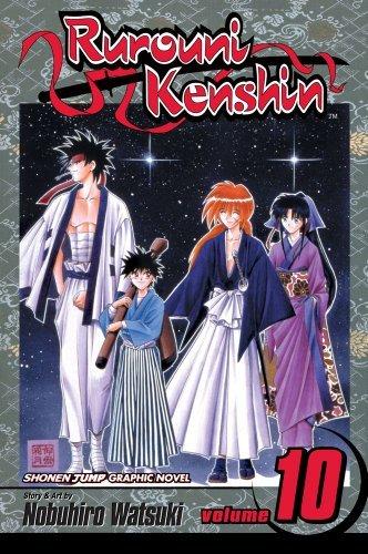Rurouni Kenshin, Vol. 10: Mitsurugi, Master and Student (English Edition)
