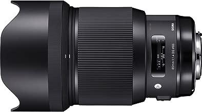 $799 » Sigma 85mm F1.4 DG HSM Art Full-Frame Sensor Lens for Canon EF - (Renewed)