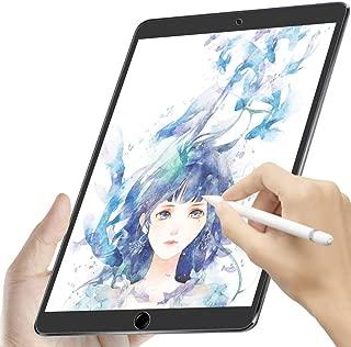 「PCフィルター専門工房」iPad 10.2 2019 用 ペーパーライク フィルム 貼り付け失敗無料交換 iPad7 アイパッド 第7世代 2019 iPad10.2 紙のような描き心地 反射低減 アンチグレア 保護フィルム ペン先の磨耗低減仕様