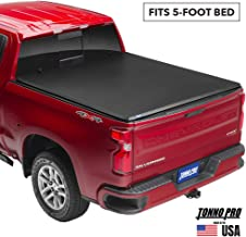 Tonno Pro Tonno Fold, Soft Folding Truck Bed Tonneau Cover | 42-600 | Fits 2006-2015 Honda Ridgeline 5` Bed