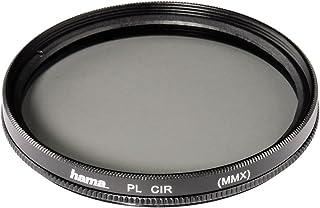 Hama Polarisations Filter, 2 fach Vergütung, Für 52 mm Foto Kameraobjektive