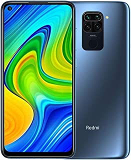 "Xiaomi Redmi Note 9 Phone, 6.53 ""Full Screen, MTK Helio G85 Octa-Core Processor, 13MP Front and 48MP + 8MP + 2MP + 2MP AI ..."