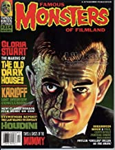 Famous Monsters of Filmland Magazine 214 BORIS KARLOFF Harry Houdini WOLF MAN CENTERFOLD Lon Chaney Jr GLORIA STUART