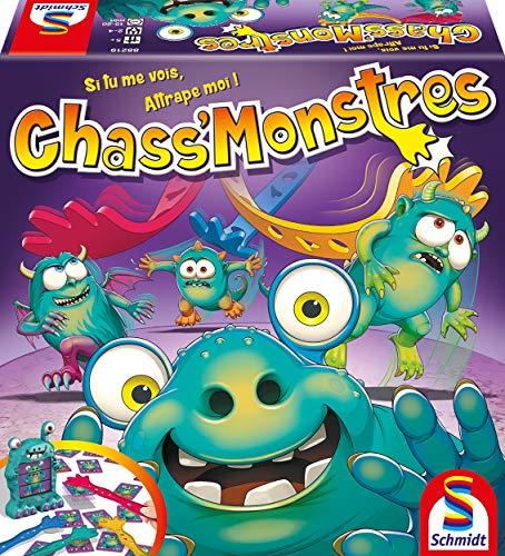 Schmidt Spiele - 88219 - Chass'Monstres