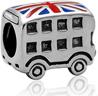 Best pandora london bus bead charm Reviews