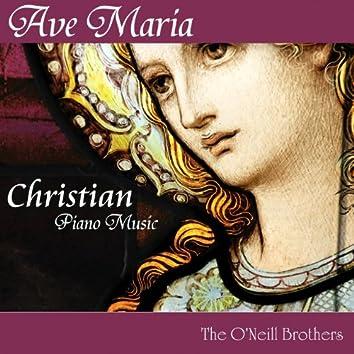 Ave Maria - Christian Piano Music
