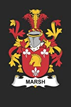 Best Marsh: Marsh Coat of Arms and Family Crest Notebook Journal (6 x 9 - 100 pages) Review