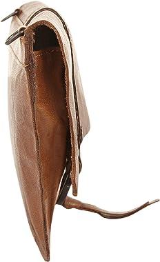 Spikes & Sparrow Abendtasche Rfid Echt Leder Damen Innentasche(n), Schultergurt, Schultergurt verstellbar