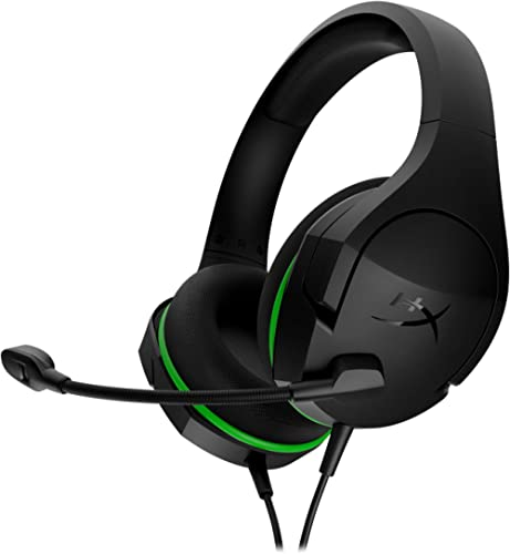 HyperX CloudX Stinger Core - Official Licensed for Xbox, Gaming Headset with In-Line Audio Control, Immersive In-Game...