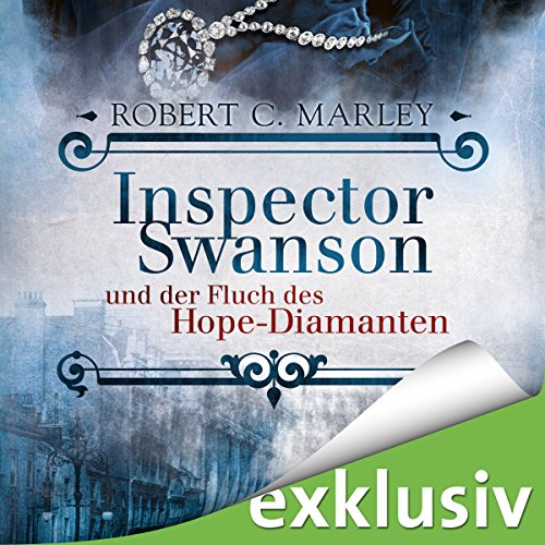 Inspector Swanson und der Fluch des Hope-Diamanten audiobook cover art