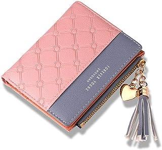 Oulm Pink Women Wallet - (WA-1)