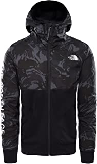 The North Face N Logo Overlay Training Jacket For Men - Multi Color, M