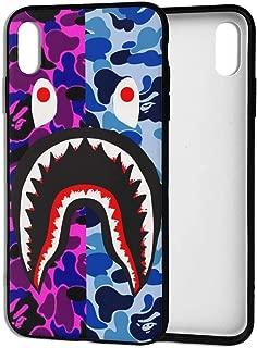 Best bape shark iphone 6s case Reviews