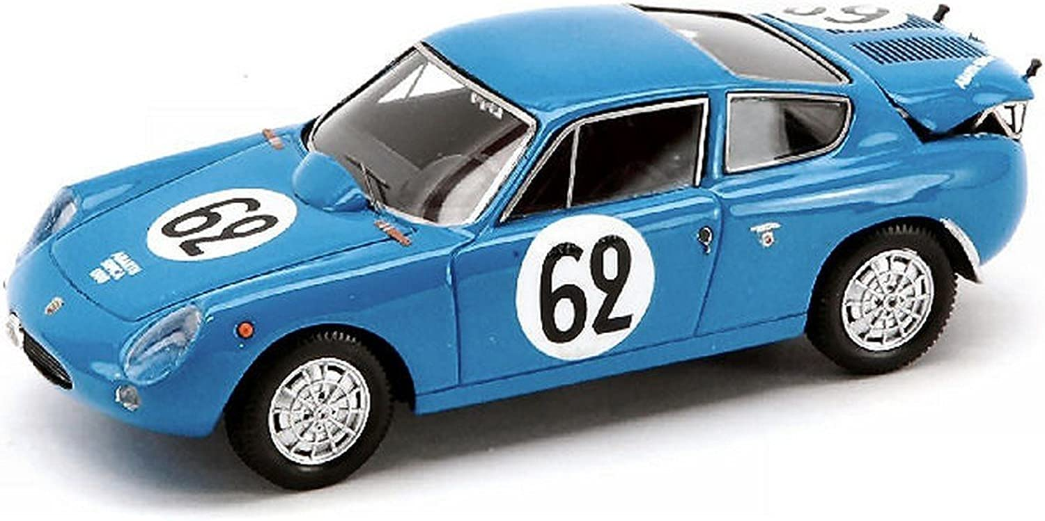 Spark 1 43 Abarth Simca 1300, No.62 Le Mans 1962