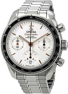 Omega - Speedmaster cronógrafo automático reloj de los hombres 324.30.38.50.02.001
