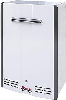 Rinnai RUS Series SE Tankless Hot Water Heater: Outdoor Installation