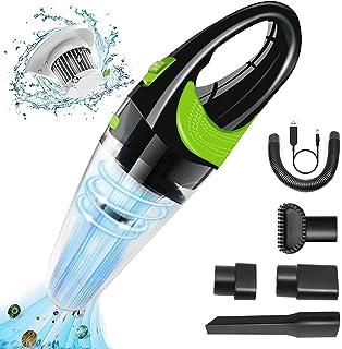 Cordless Handheld Vacuum,Portable Vacuum Cleaner for...
