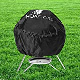 Noa Store BBQ Grill Cover Compatible with Weber Smokey Joe Silver Serving IndoorOutdoor Round 14-15 inches